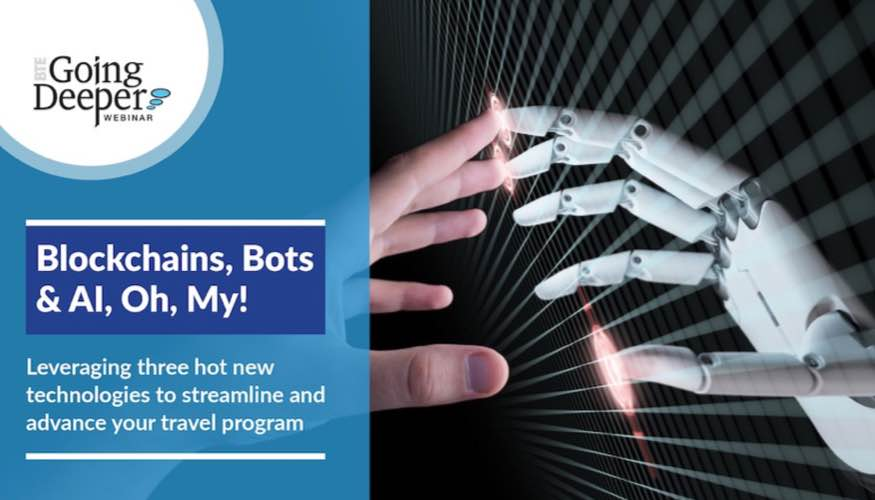 Block Chain, Bots & AI November 2018