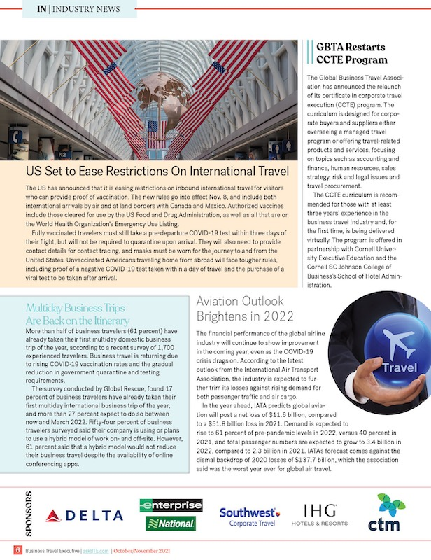 BTUSA Digital Magazine Page 6