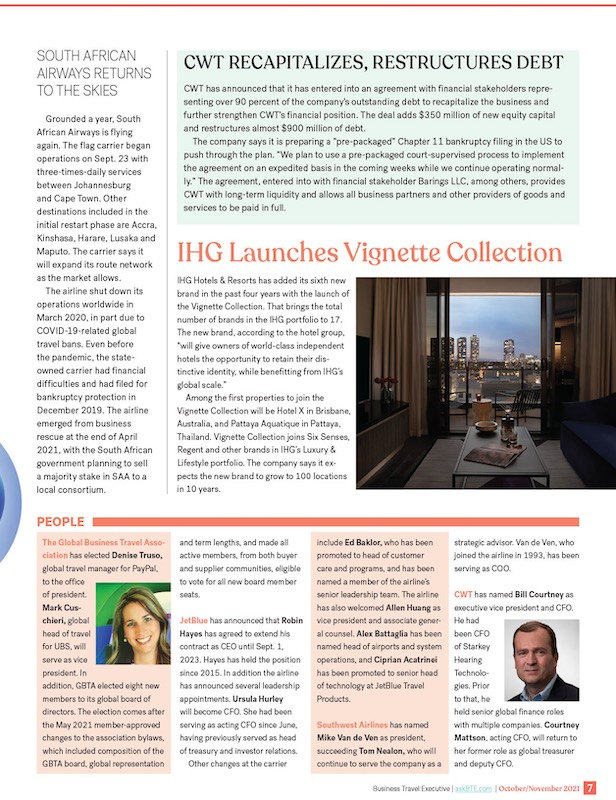 BTUSA Digital Magazine Page 7
