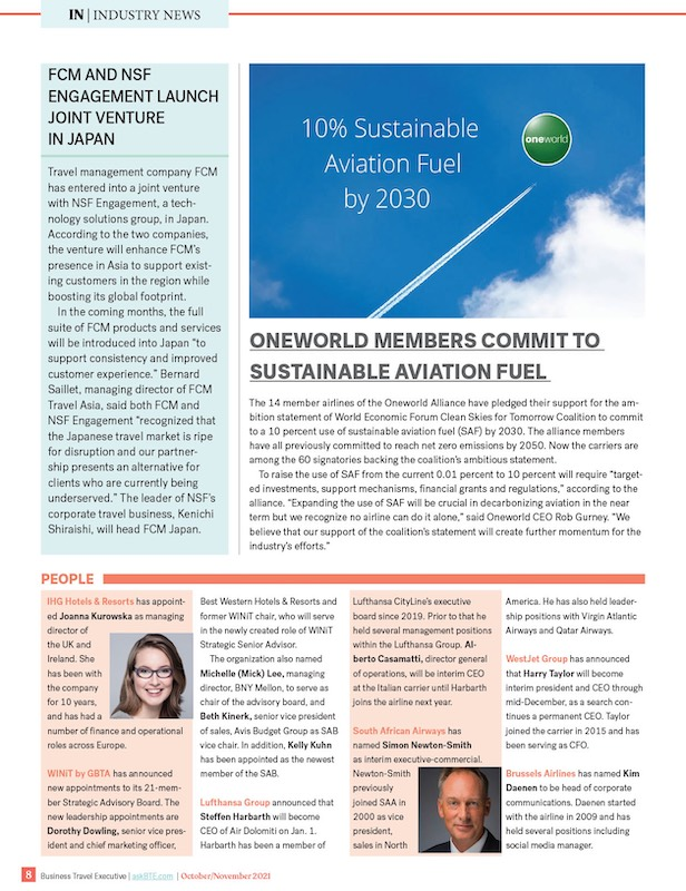 BTUSA Digital Magazine Page 8