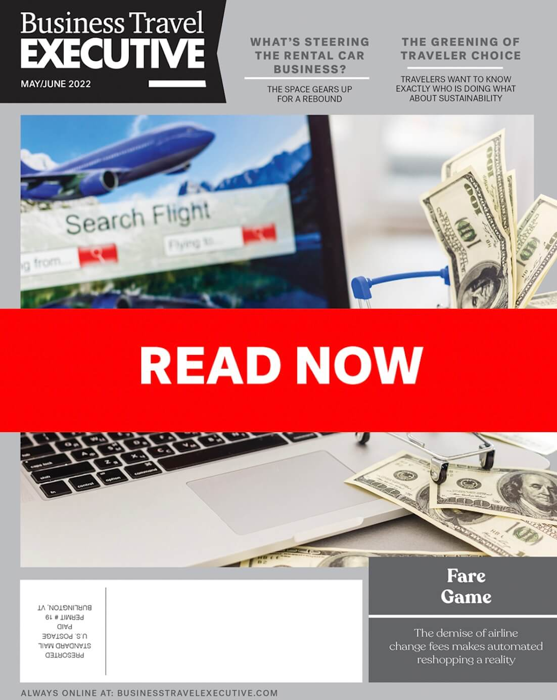 Digital Magazine Cover